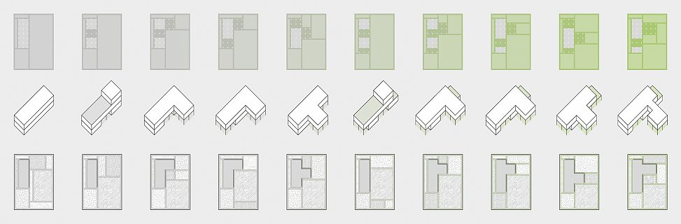 improving the intersection of landscape and architecture | diagrams
